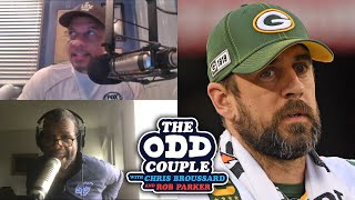 Chris Broussard - Aaron Rodgers is Under the Most Pressure in the Playoffs