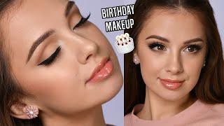 BIRTHDAY Makeup Tutorial | WEARABLE GLAM