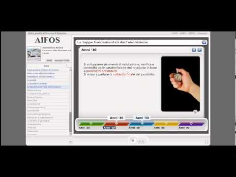 Introduzione alla piattaforma S-Learning AiFOS