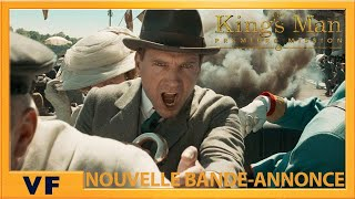 The king's man : première mission :  bande-annonce VF