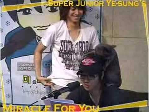 0704 Yesung's Miracle For You (Heebum Attacks)