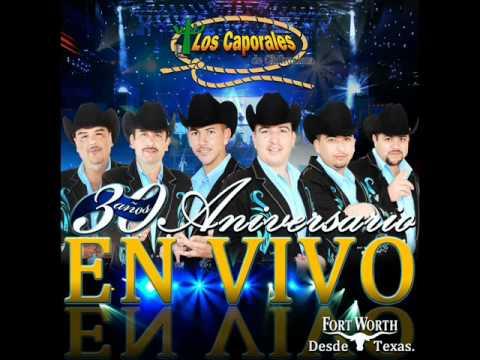 Los Caporales de Chihuahua- Popurri de Cumbias en vivo