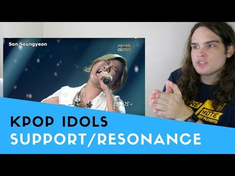 Voice Teacher Reacts to a KPOP Support/Resonance Compilation