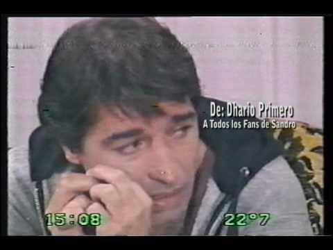 Telenovela Fue Sin Querer de Sandro de America # 10- Archivos de Dhario Primero
