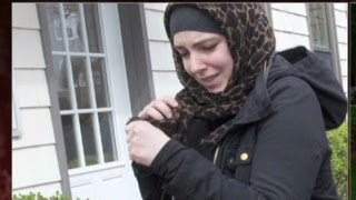 Bombing suspect's widow talks to FBI