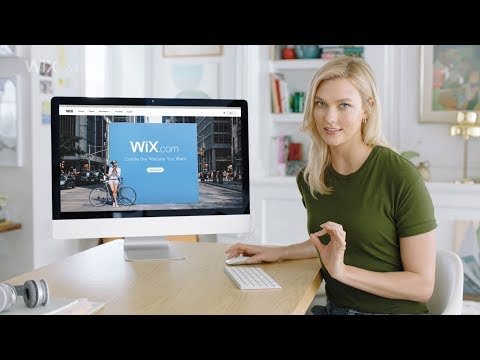 With Wix, you can create your own professional website and run your business online. Watch Karlie Kloss build a professional website that looks stunning. She adds all her new photos and uses Wix SEO Wiz to get to the top of search results. Check out how Karlie uses Wix to promote her brand.