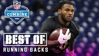 Best of Running Back Workouts at the 2020 NFL Scouting Combine