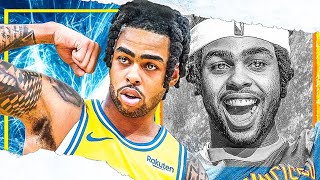 D'Angelo Russell - GSW Highlights - He's BACK!