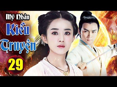 Phim Hay 2021 | MỸ NHÂN KIỀU TRUYỆN TẬP 29 | Phim Bộ Cổ Trang Trung Quốc Mới Hay Nhất