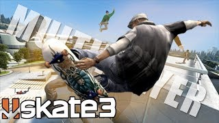 Skate 3: More Multiplayer Battles!