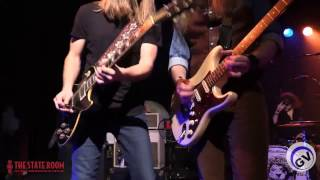 Whiskey Myers Live from The State Room March 16 2017 - FULL SHOW
