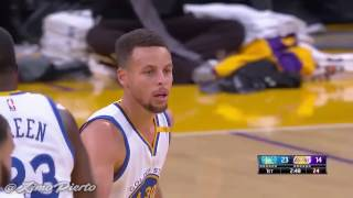 Golden State Warriors vs LA Lakers   Full Game Highlights  November 25, 2016  2016 17 NBA
