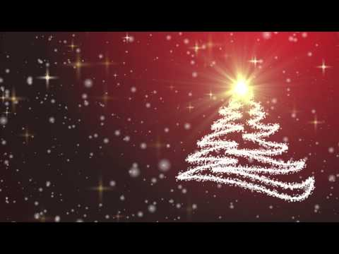 Full HD Video Background - Christmas Tree