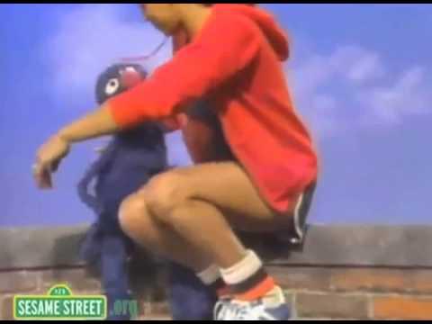 Sesame Street Gets Lucky