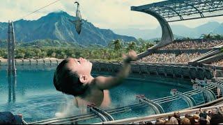 Jurassic Baby World - Jurassic World Parody with BABIES!