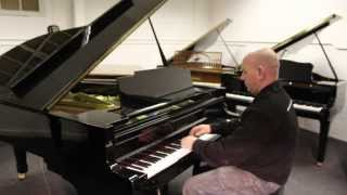 Kawai KG-5C Grand Piano Demonstrated By Sherwood Phoenix Pianos