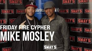 """Mike Mosley on Working with Bay Area Legends & Being in the Studio While Tupac Recorded """"Hit 'Em Up"""""""