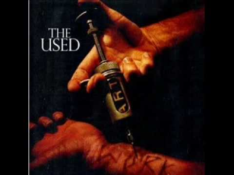 Meant To Die - The Used - Artwork