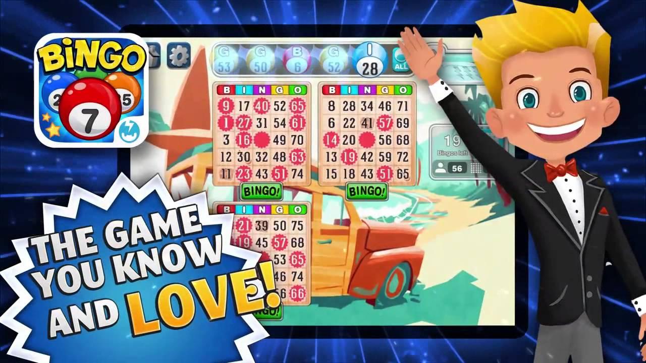 Play Bingo app on PC 1