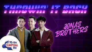 Throwin' It Back: Jonas Brothers
