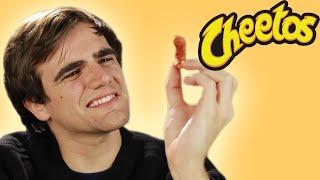International Cheetos Taste Test