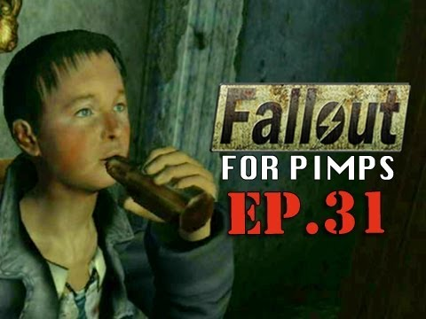 "Fallout For Pimps - ""Drunky The Child"" 1-31 - Smashpipe Film"