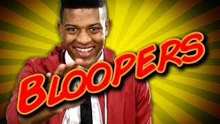 Will-mania on Nerd Bloopers!