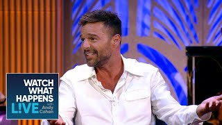 Ricky Martin Opens Up About His Barbara Walters Interview   WWHL