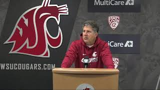 Mike Leach Press Conference Oct. 1
