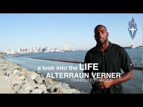 Alterraun Verner - A look into the life
