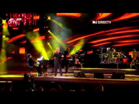 Jose Luis Perales - Cancion De Otoño (Viña Del Mar 2012) (HD)