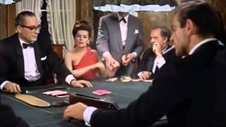James Bond 007 - Dr. No 1962 - Scene Casino