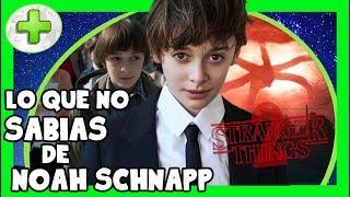 Stranger Things 15 Curiosidades de Noah Schnapp - PLUS #26 | Popcorn News