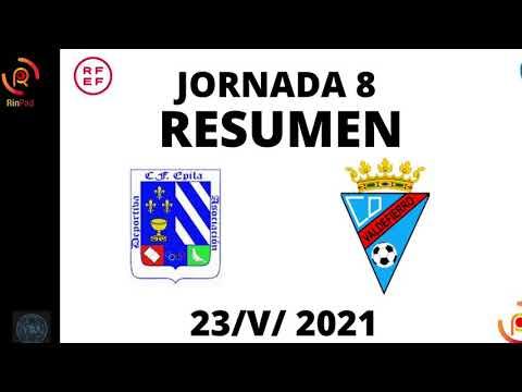 (RESUMEN y GOL) CF Épila 1-0 CD Valdefierro / J 9 / 3ª División Grupo permanencia