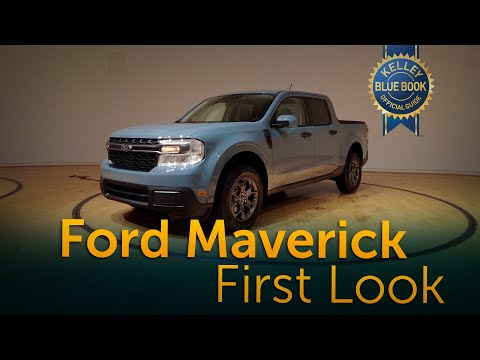 2022 Ford Maverick | First Look