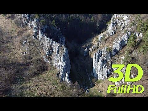 [3D] Bolechowicka Valley / Dolina Bolechowicka, Bolechowice, Poland / Polska