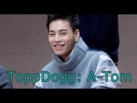 [ToppDogg: A-Tom] Try not to fall in love challenge