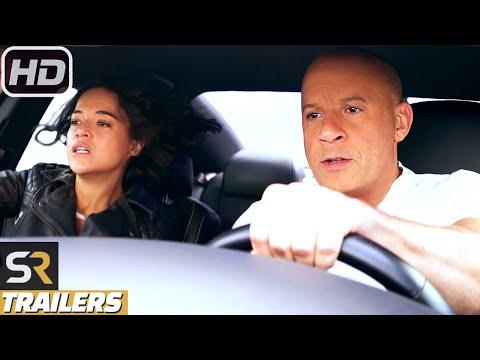 Погледнете го официјалниот трејлер за 9-тото продолжение на Fast and Furious