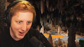 Minecraft's Cave Update Snapshot Got Even Cooler...