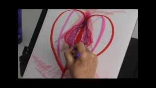 Betty Draws the Internal Clitoris