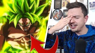 Soo about the Dragon Ball Super Broly Movie...