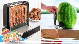 9 Thiết Bị Nhà Bếp Khiến Việc Nấu Ăn Trở Nên Dễ Dàng