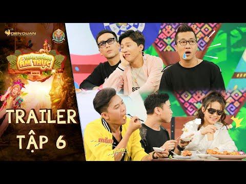 Thiên đường ẩm thực 6 |Trailer Tập 6: Hoàng Rapper Mr.T tan nát cõi lòng, thắng nhưng không được ăn?
