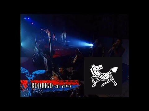 El Potro Rodrigo en el Luna Park [Recital completo Parte 1]