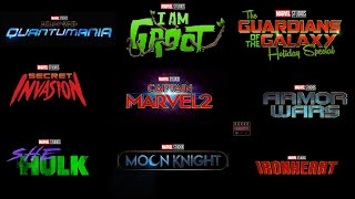MCU Phase 5: Kevin Feige Announcement Full Video   All Marvel Movies & TV Shows