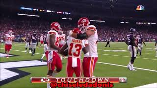 NFL Week 5 Primetime Game Highlight Commentary (Chiefs vs Texans & Vikings vs Bears)