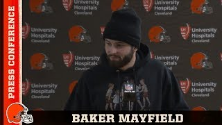 "Baker Mayfield After Win ""We Play the Best When We're Aggressive"" 