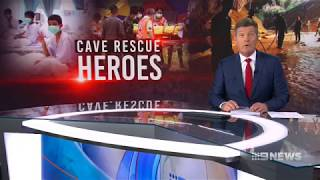 Cave Rescue Heroes | 9 News Perth