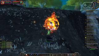 Геймплей онлайн игры World of Warcraft (Full HD, Ultra Graphics)