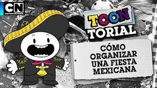 Cómo hacer una fiesta mexicana | Toontorial | #QuedateEnCasa